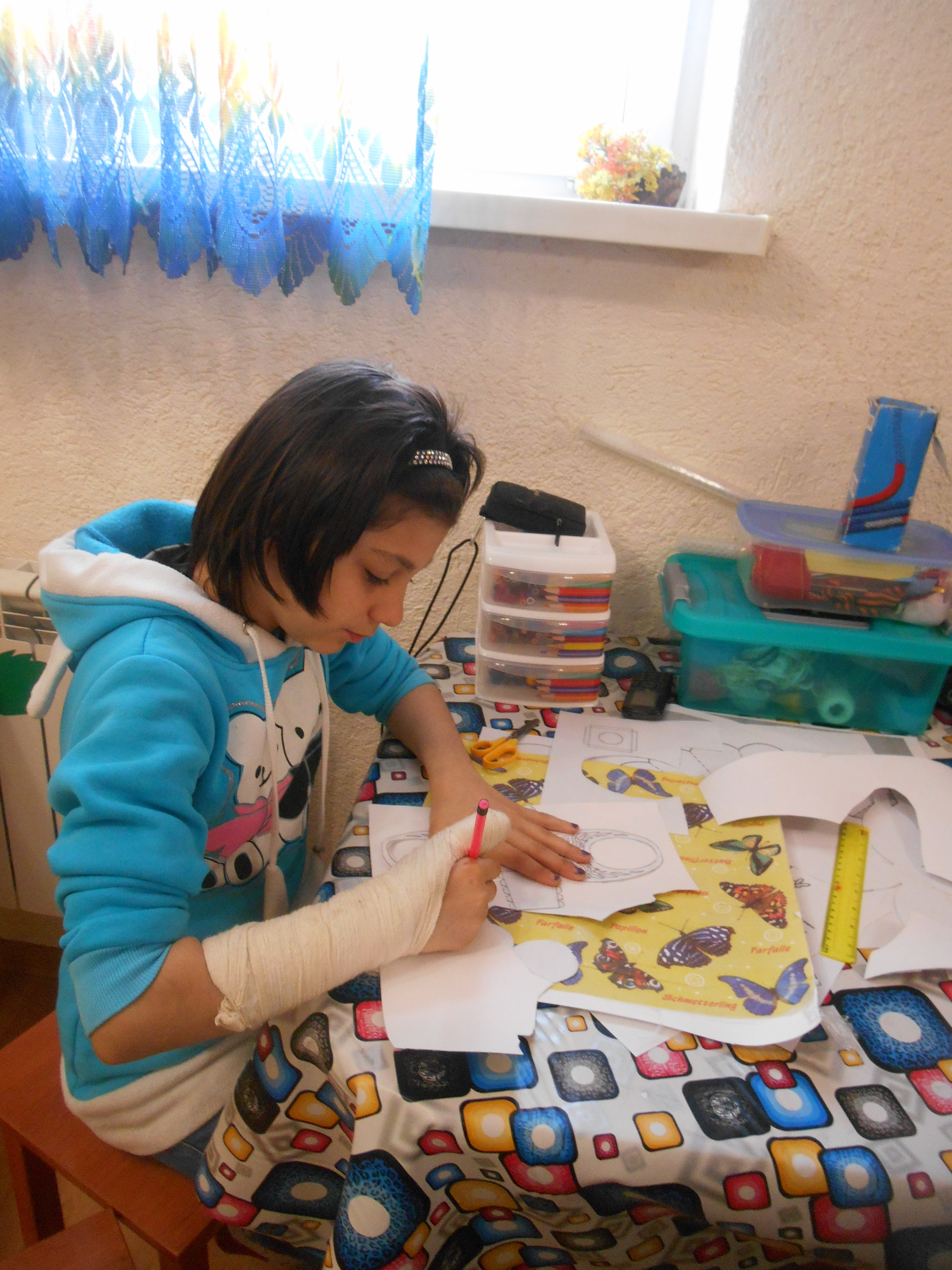 Творческая мастерская поделки для детей 75