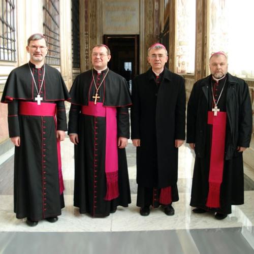 Конференция католических епископов России